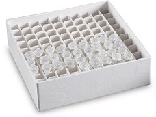 Micro Tube Boxes, Cardboard
