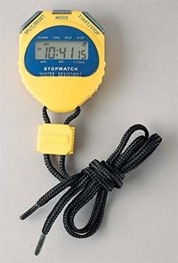Multi-Function Stopwatch