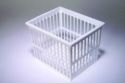 Test Tube Basket, Polypropylene
