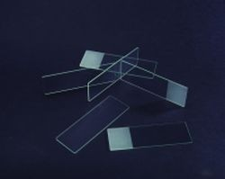 Gelatin Coated Adhesive Microscope Slides