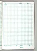 Laboratory Notebook - European Sized
