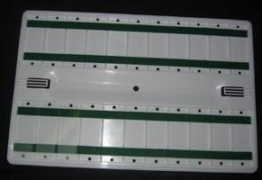 Microscope Slide Safety Tray™