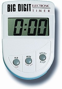 Jumbo Display Digital Timer