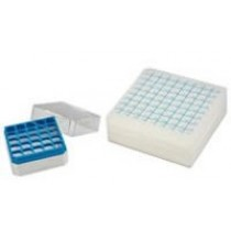 "100,81,25, 3"" Place Polycarbonate Cryovial Boxes"