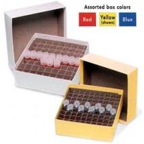 Cryovial Boxes, Cardboard