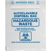 Autoclavable Disposal Bags (Autoradiography)