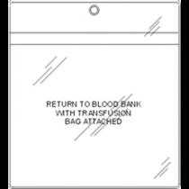 Blood Bank Tag Holder