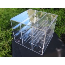 80-Well Acrylic Storage Rack