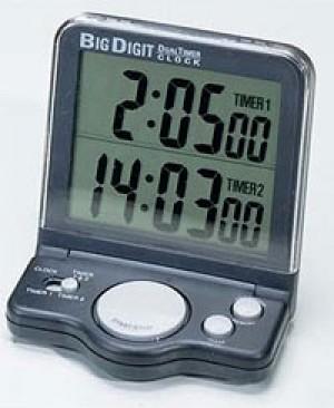 Big Digit Dual Timer / Clock