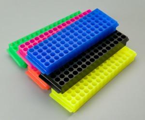 80-Well Microtube Racks (Racks and Acrylics)