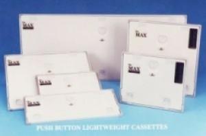 Aluminum Lightweight Push Button Cassettes