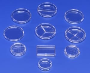 Vented Petri Dishes