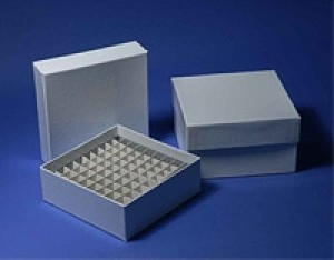 Freezer Boxes, Laminated Cardboard