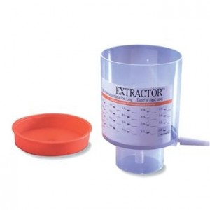 ETBR Extractor Waste Reduction System (Autoradiography)