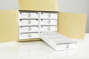 Cassettes Storage Case (8 drawers)
