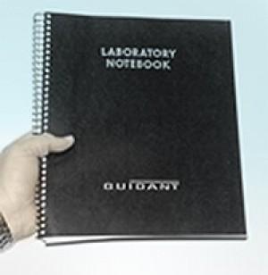 Laboratory Notebook - Spiral Bound 100 page