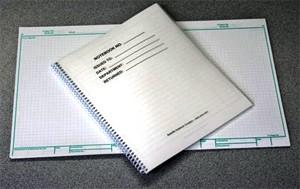 Laboratory Notebook - Waterproof