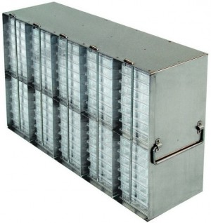 Upright Freezer Racks for 96 and 384 Well Microtiter Plates