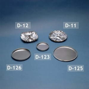 Aluminum Weighing/Drying Pans