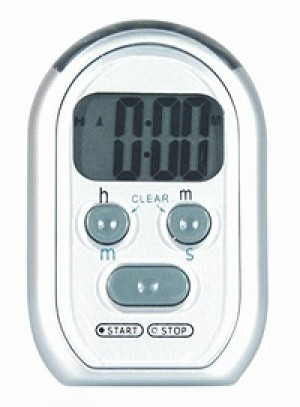 3-in-1 Timer For The Visually And Hearing Impaired