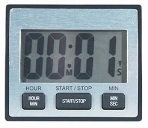 Jumbo Display Waterproof Timer